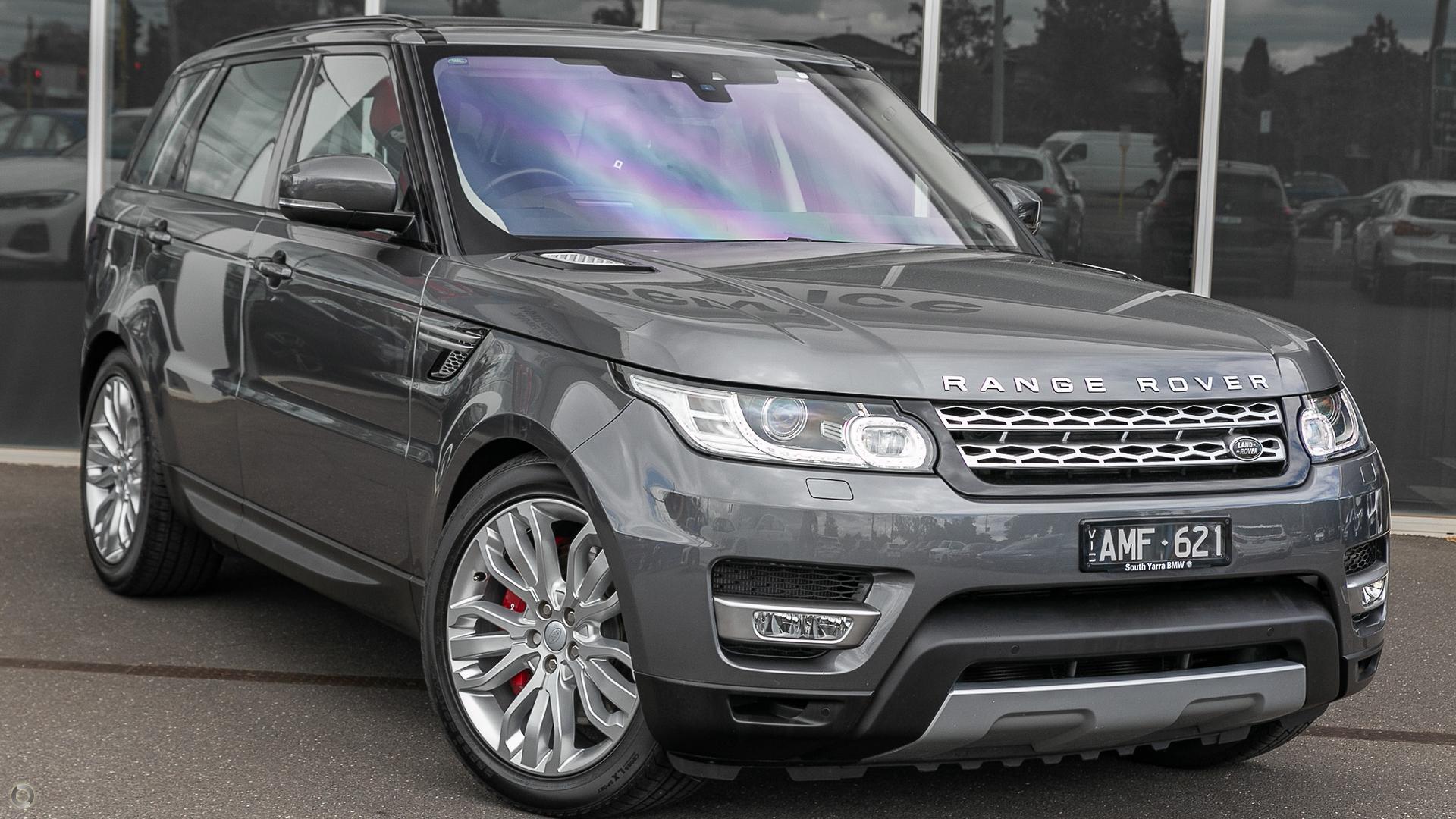 2017 Land Rover Range Rover Sport SDV6 HSE