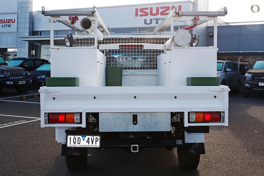 2014 Isuzu D-MAX SX