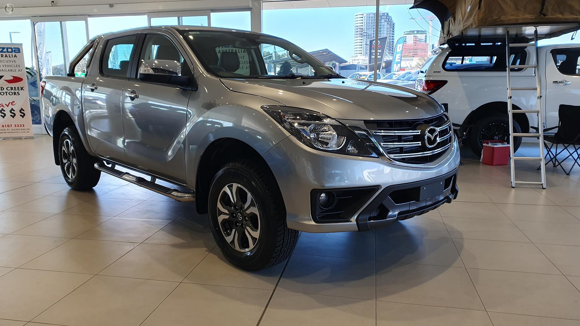 2018 Mazda BT-50 UR