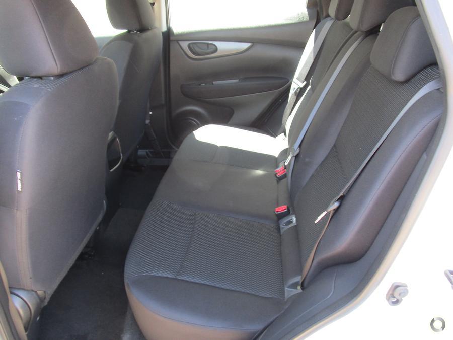 2017 Nissan QASHQAI ST J11