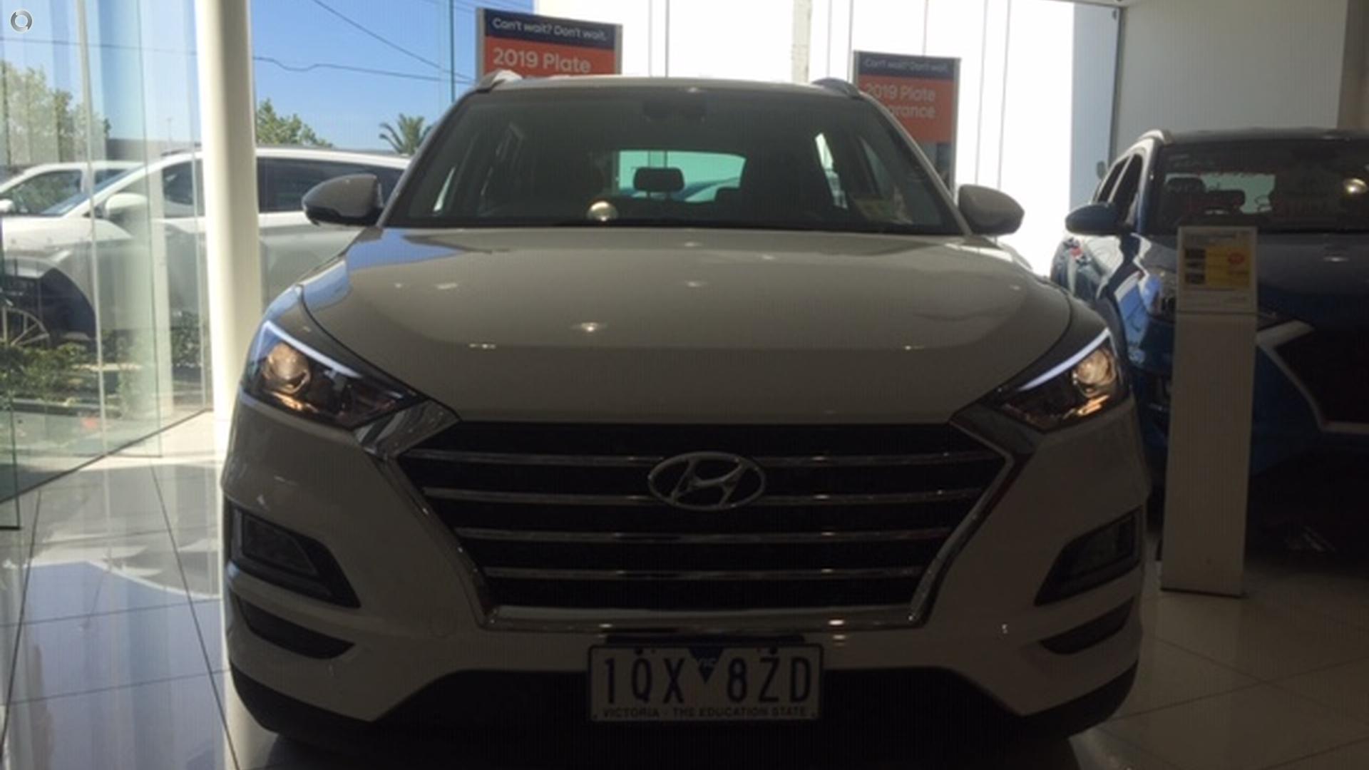 2019 Hyundai Tucson Elite TL3