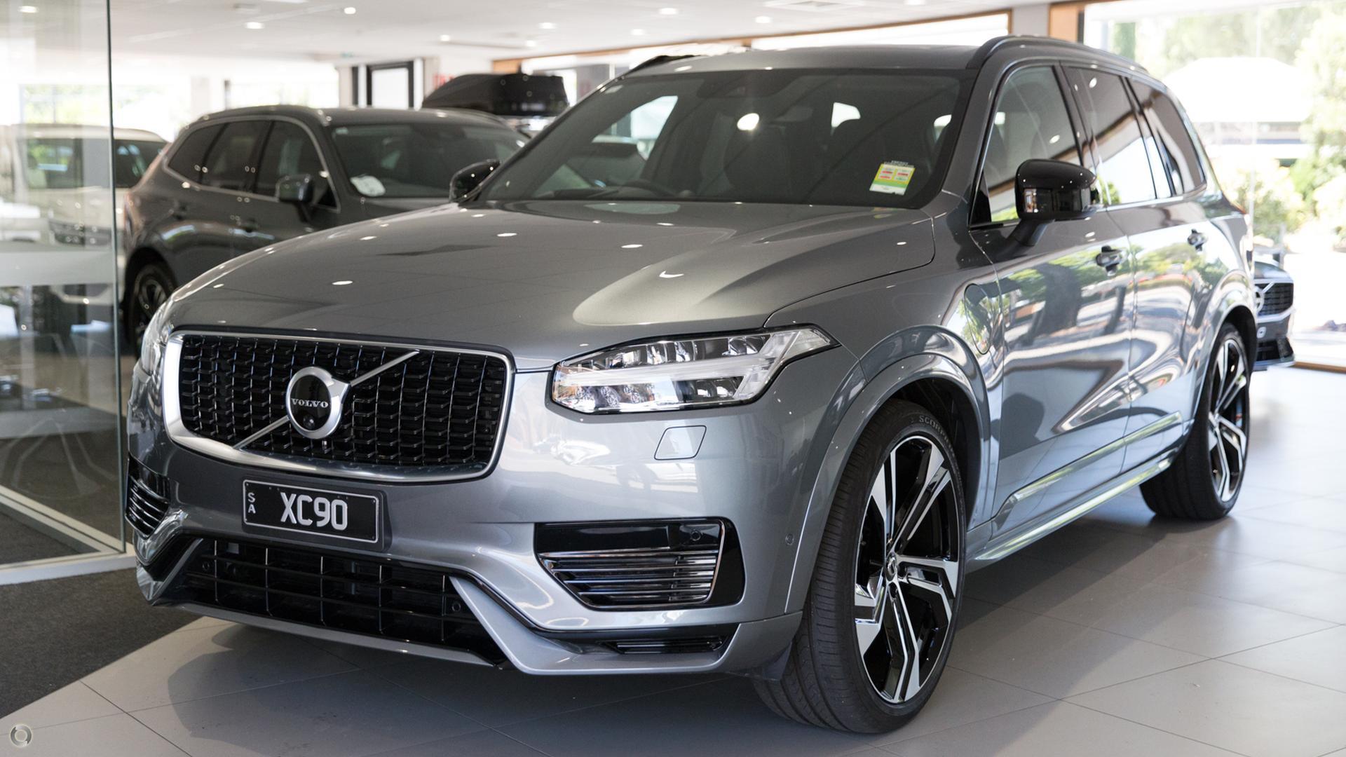 2019 Volvo XC90 (No Series)