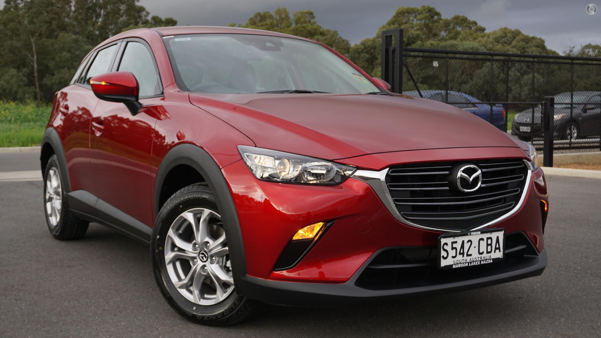 2019 Mazda CX-3 DK