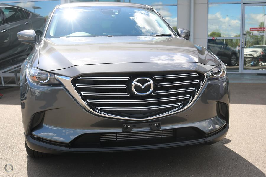 2017 Mazda CX-9 Touring TC