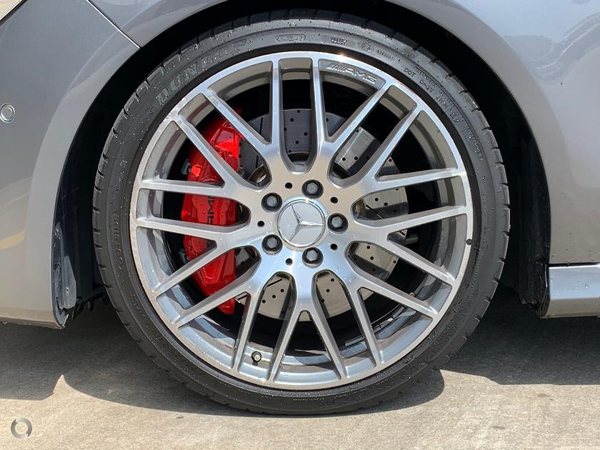 2017 Mercedes-Benz CLA 45 AMG Shooting Brake