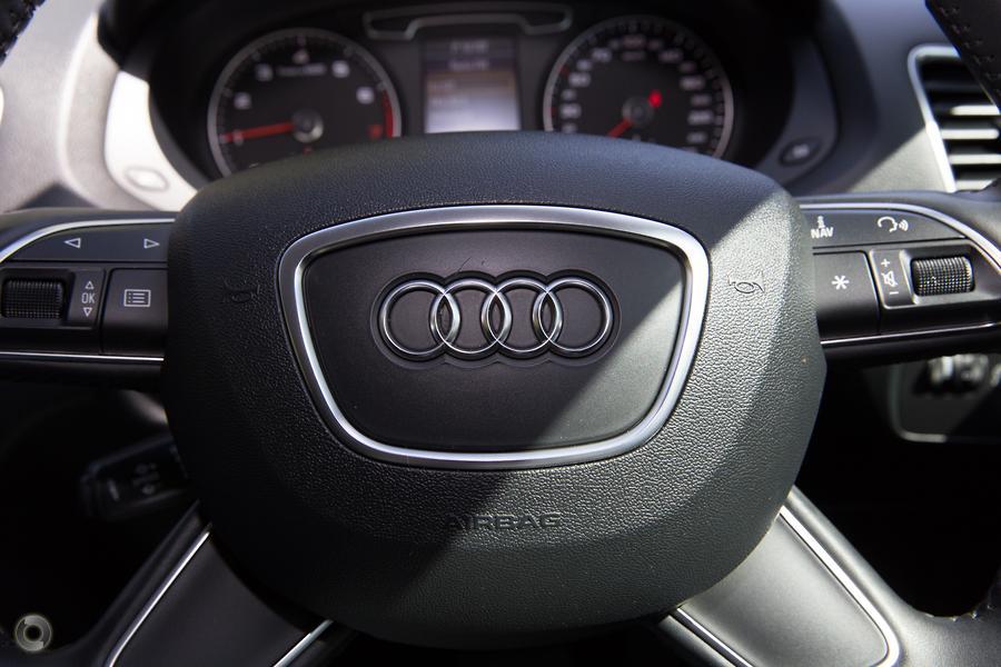 2014 Audi Q3 TFSI 8U