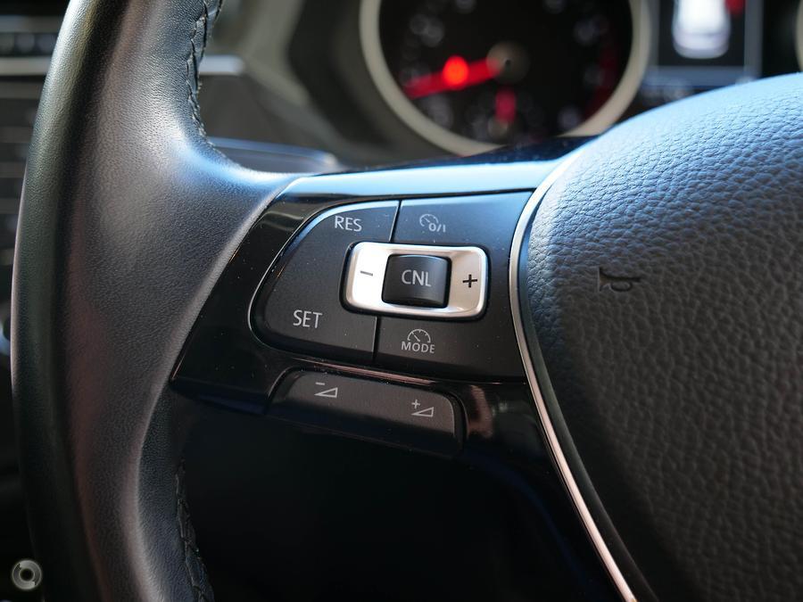 2016 Volkswagen Tiguan 132TSI Comfortline 5N