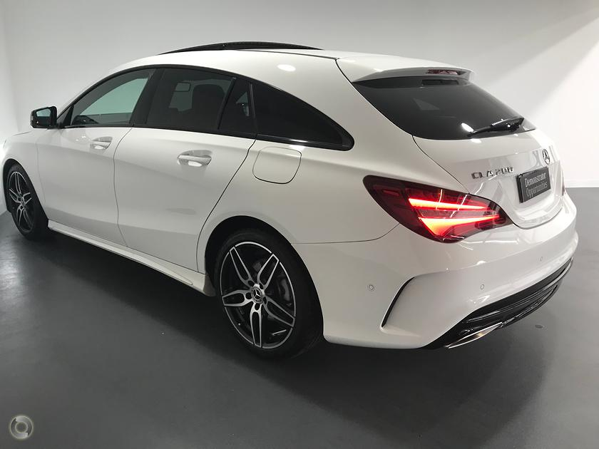2018 Mercedes-Benz CLA 200 Shooting Brake