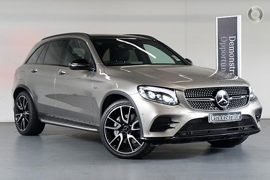 2019 Mercedes-Benz GLC 43 AMG