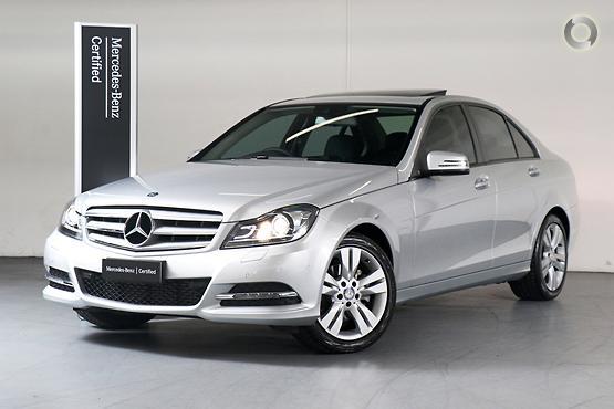 2013 Mercedes-Benz <br>C 200