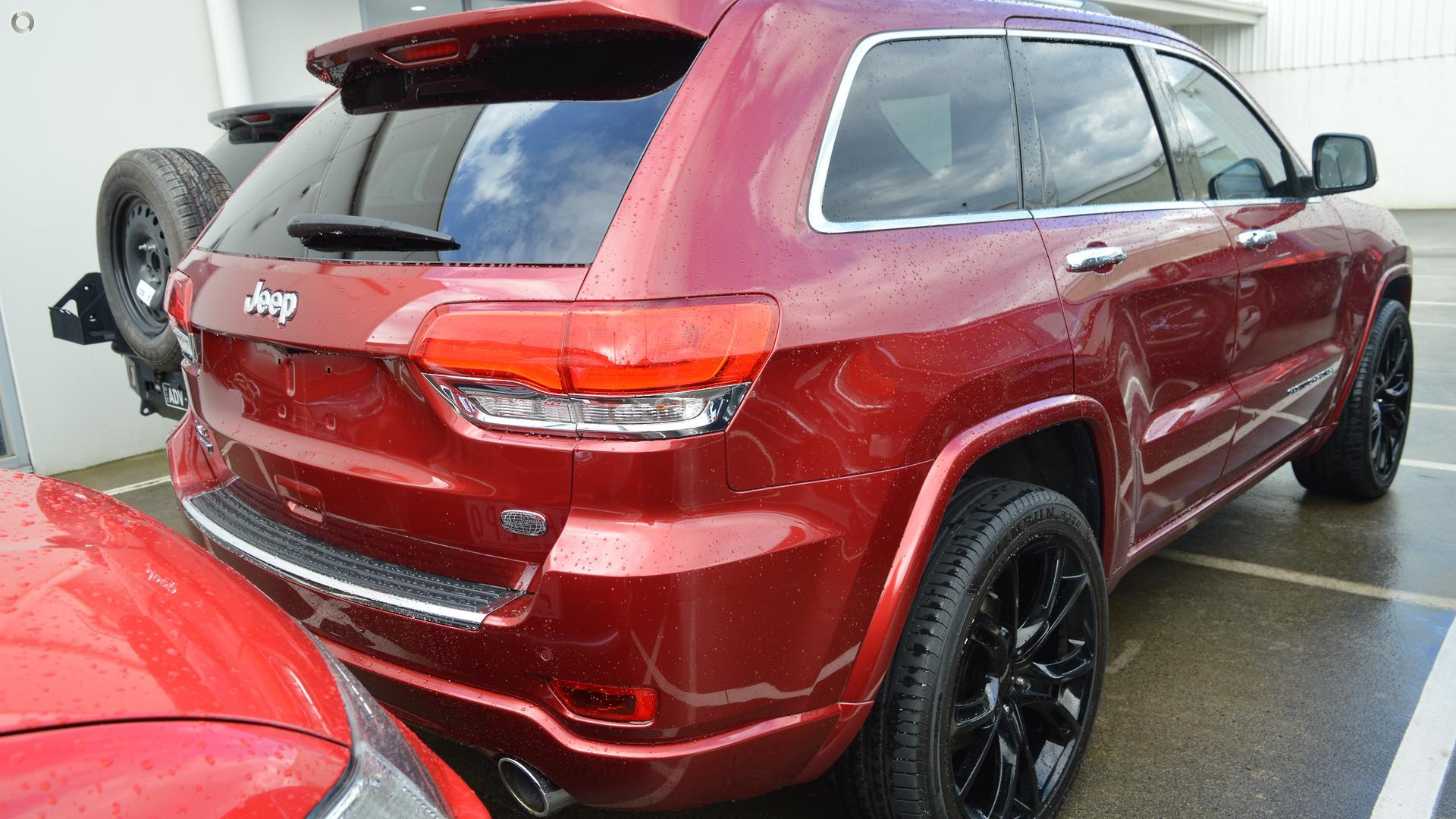 2014 Jeep Grand Cherokee Overland WK