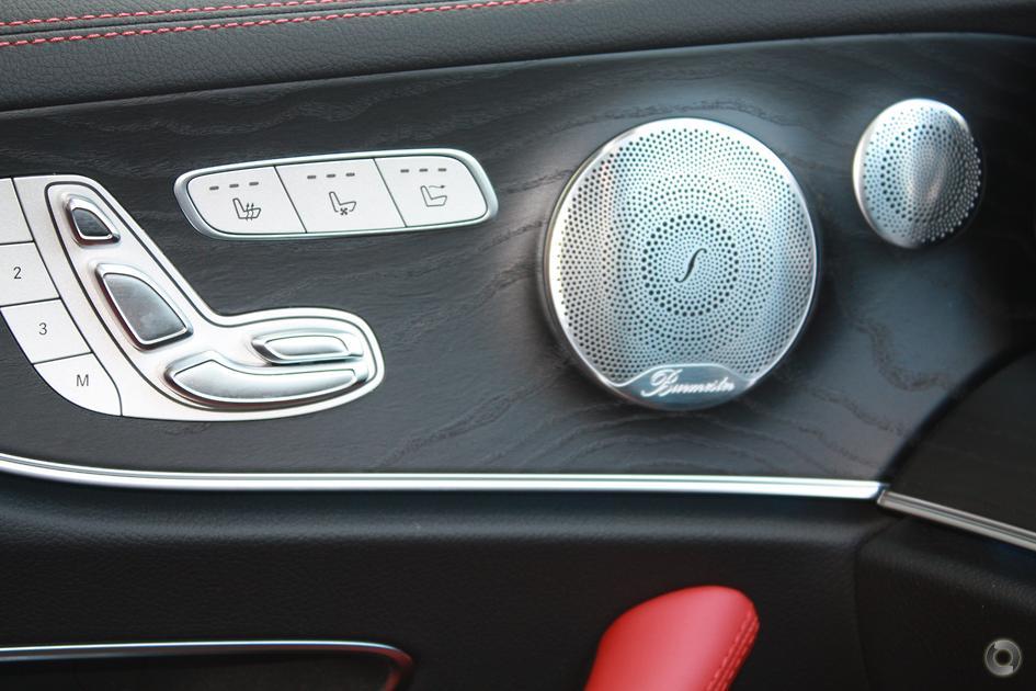 2018 Mercedes-Benz E 53 AMG Cabriolet