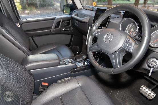 2017 Mercedes-Benz G 350 D