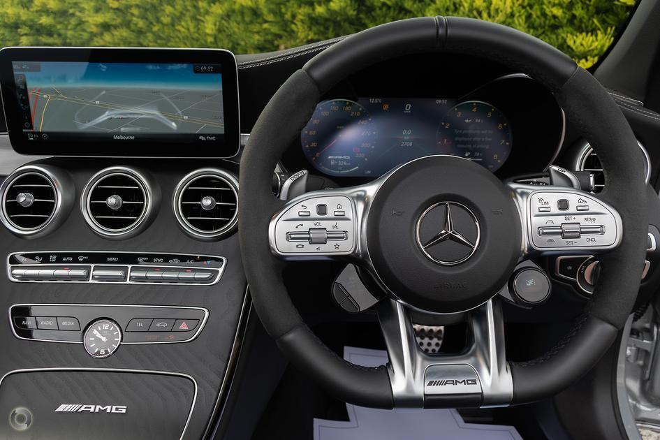 2019 Mercedes-Benz C 63 AMG S Cabriolet