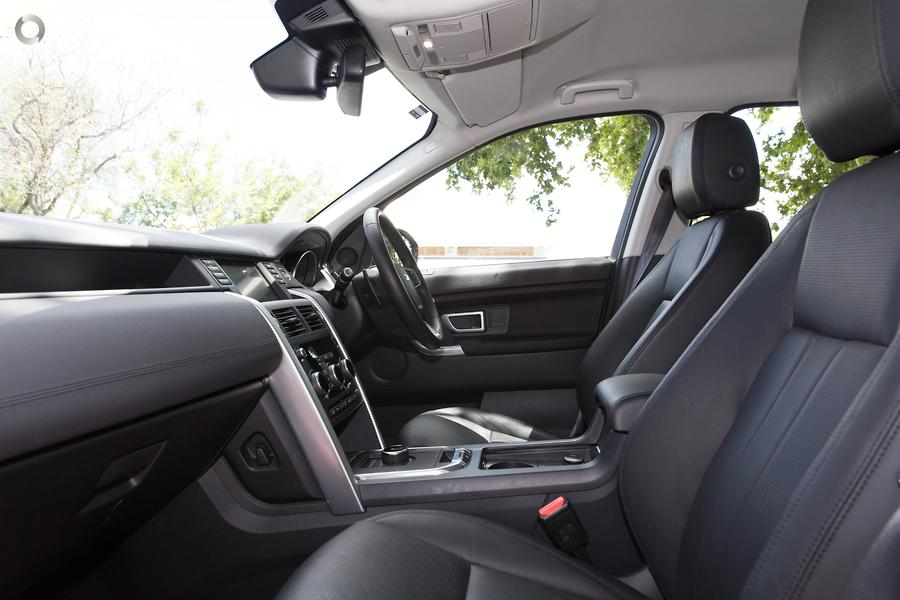 2018 Land Rover Discovery Sport Si4 177kW SE L550