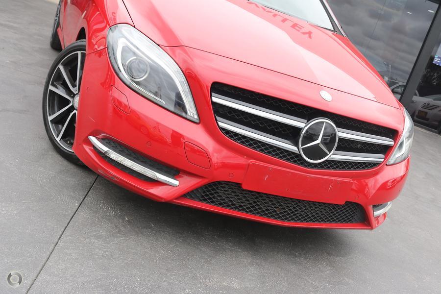 2012 Mercedes-benz B250 Blueefficiency  W246