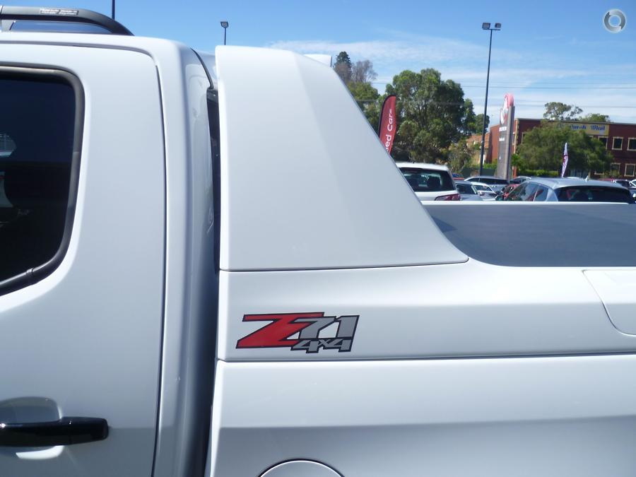 2019 Holden Colorado Z71 RG