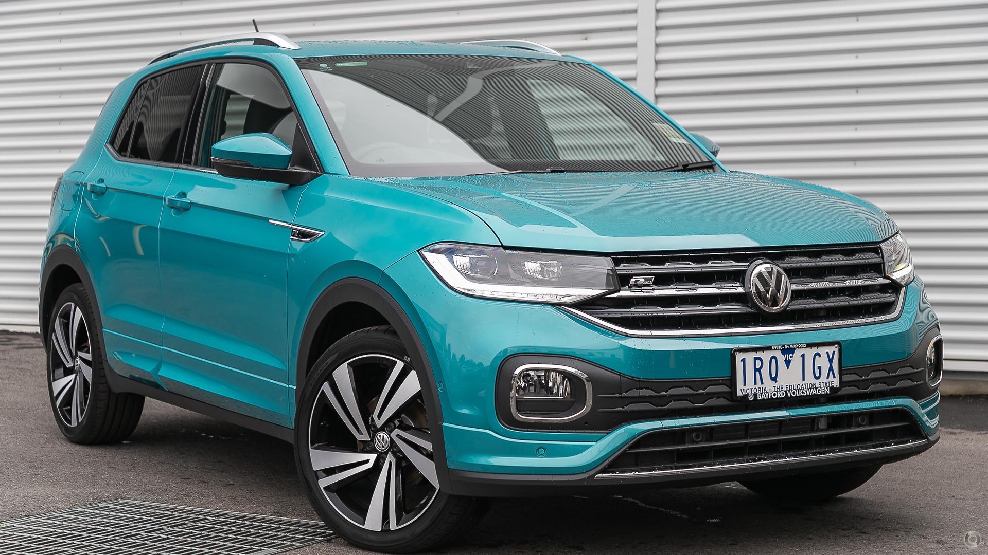 2020 Volkswagen T-cross C1