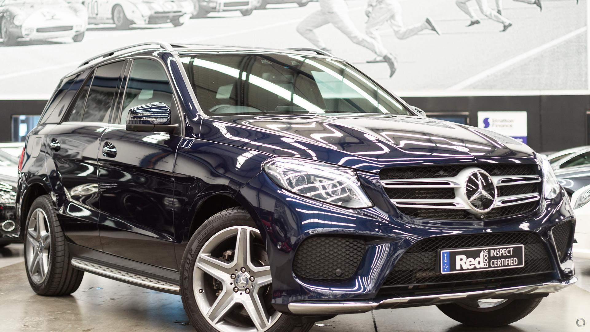 2015 Mercedes-Benz GLE350 d W166
