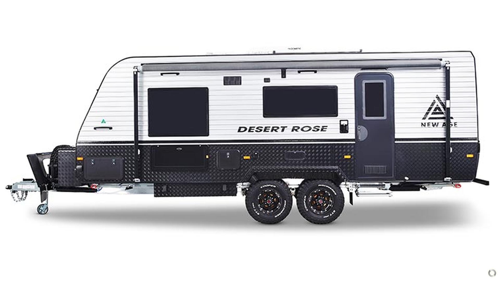 2020 New Age Desert Rose