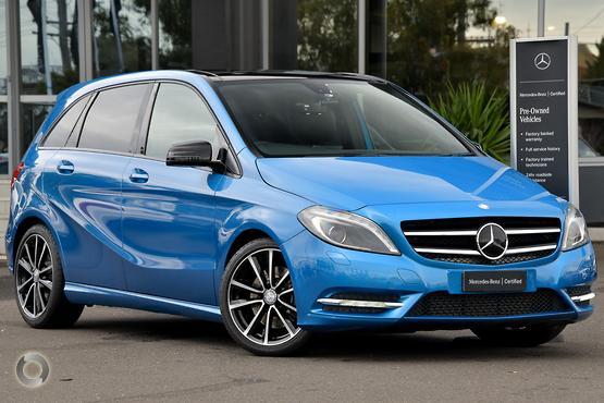 2013 Mercedes-Benz <br>B 250