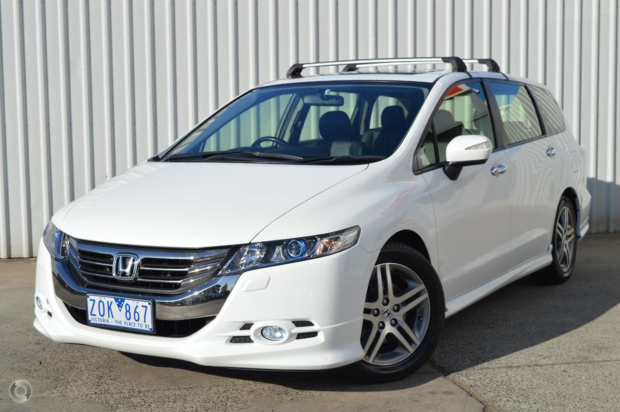 2013 Honda Odyssey Luxury 4th Gen