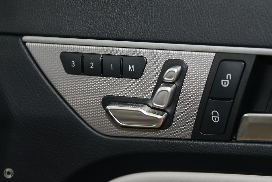 2014 Mercedes-Benz E 400 Coupe