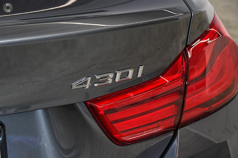 2018 BMW 4 Series 430i M Sport