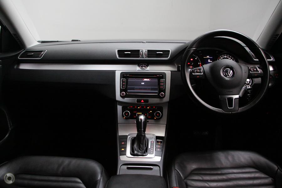 2011 Volkswagen Passat 125TDI Highline Type 3C