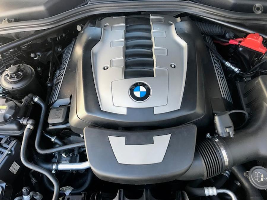 2010 BMW 6 Series 650i Sport E64