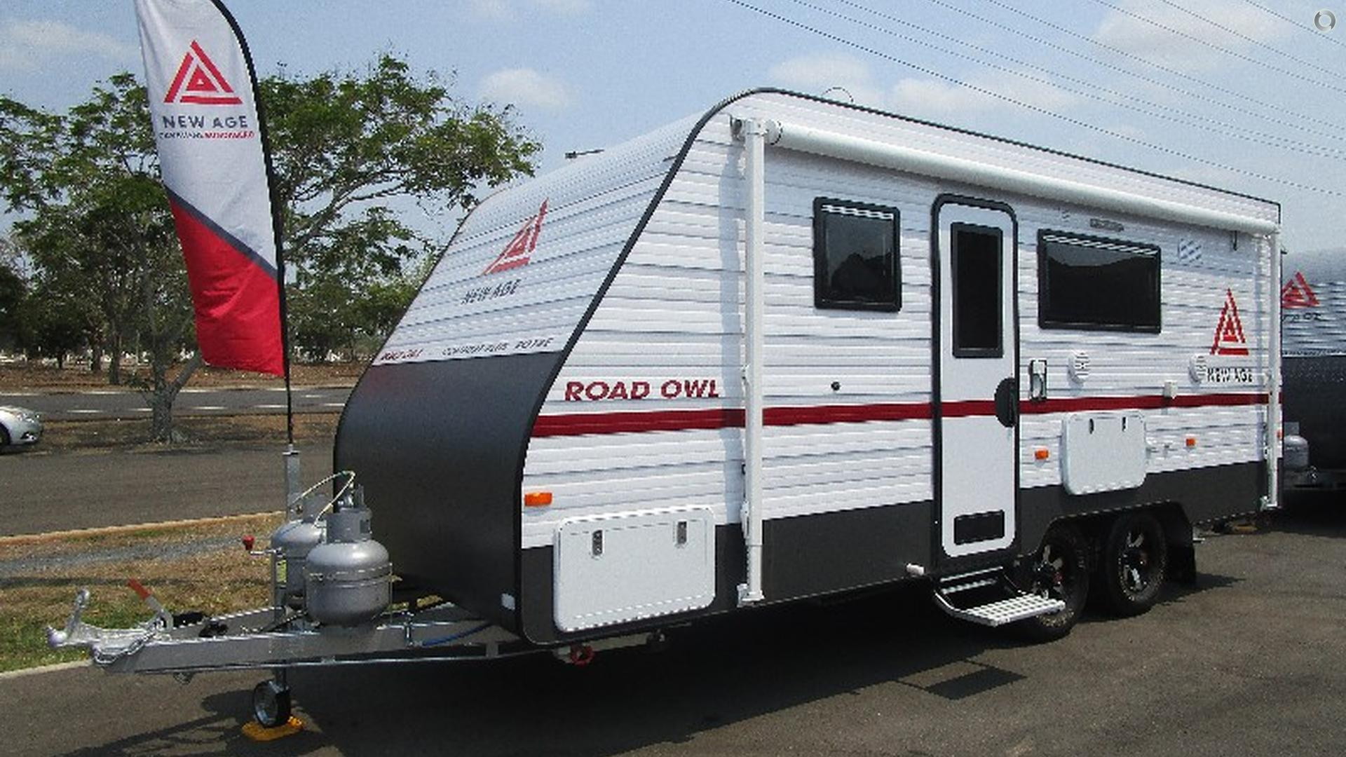 2019 New Age Road Owl   RO18E Comfort Plus Pack