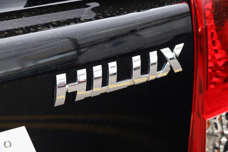 2019 Toyota Hilux SR Hi-Rider GUN136R