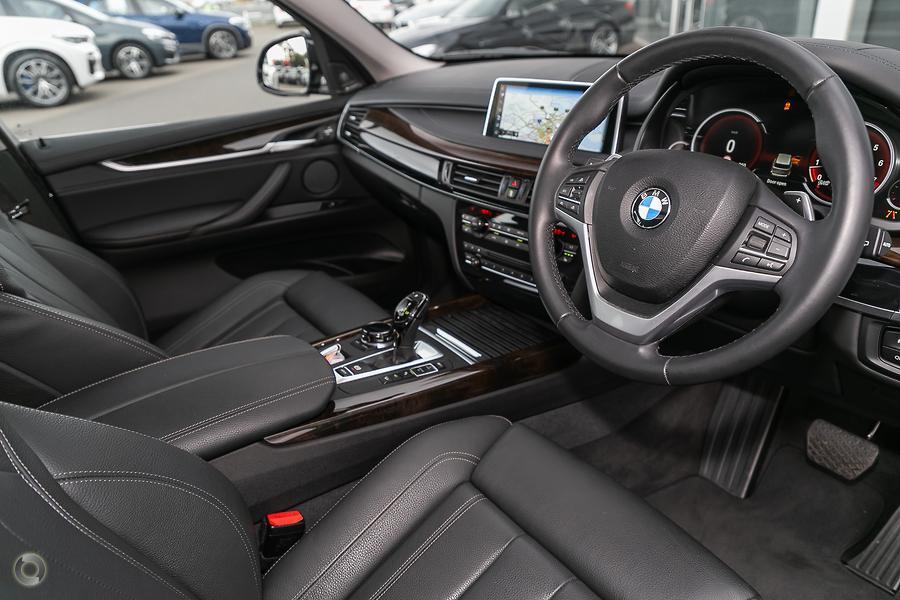 2018 BMW X5 xDrive50i