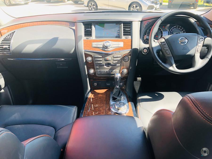 2018 Nissan Patrol Ti-L