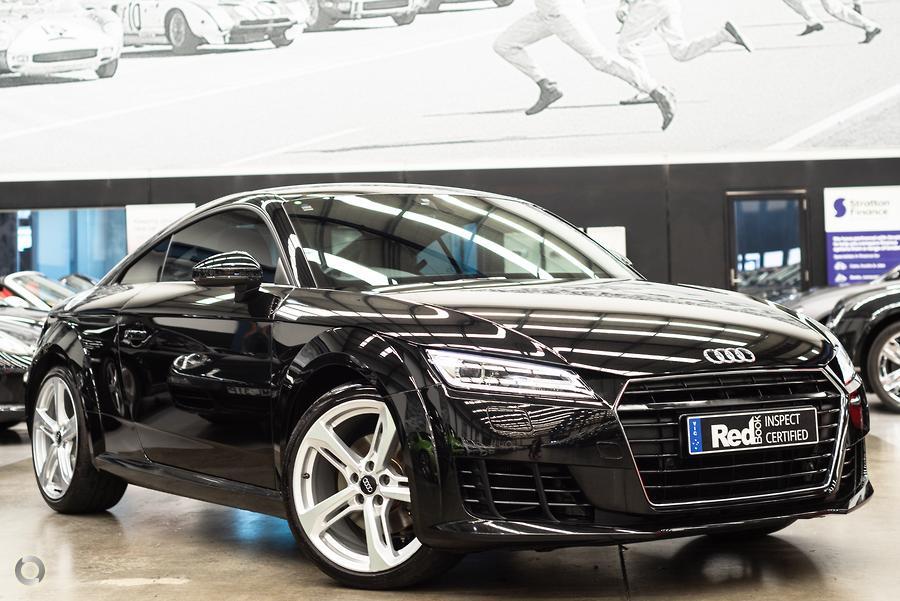 2015 Audi TT Sport FV
