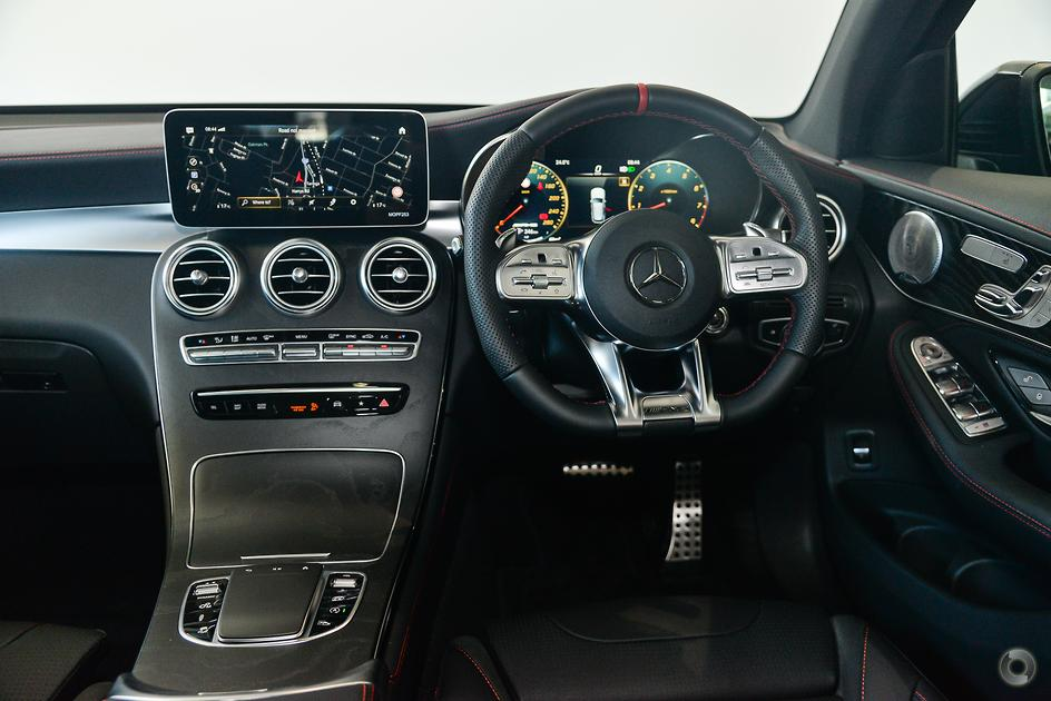 2019 Mercedes-Benz GLC 43 AMG Wagon