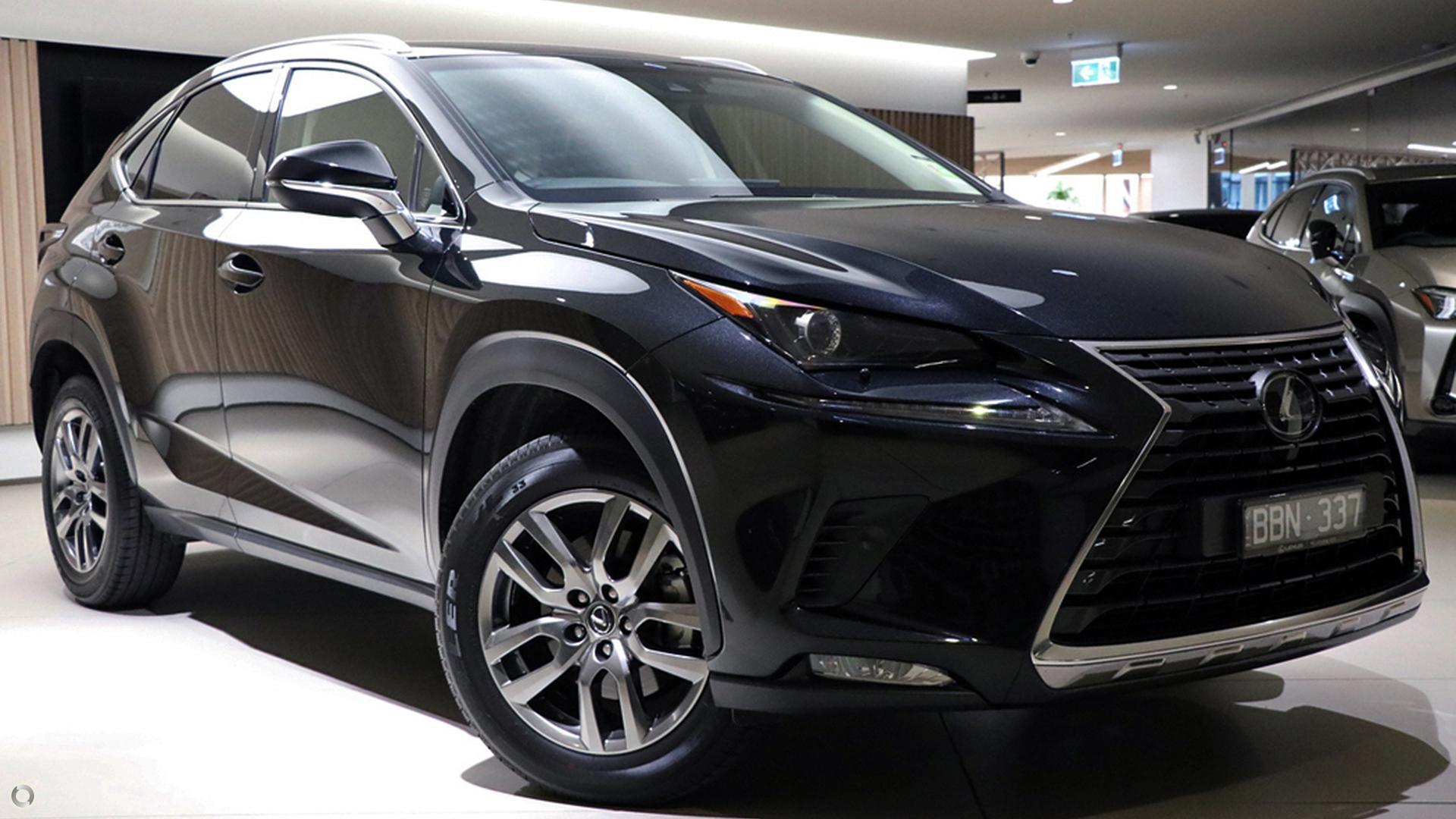 2018 Lexus Nx AGZ15R