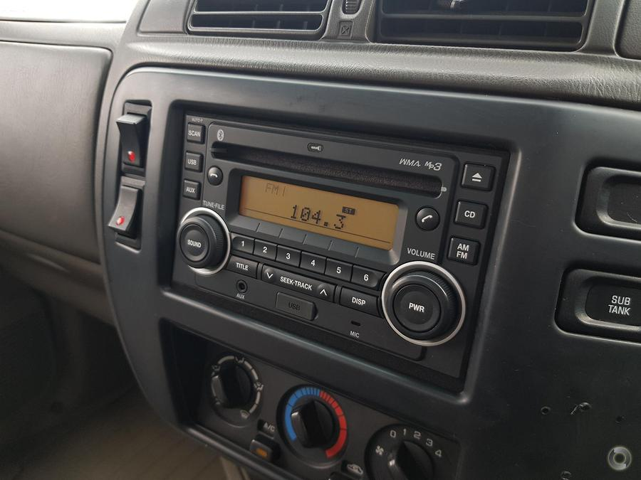 2015 Nissan Patrol DX Series 5