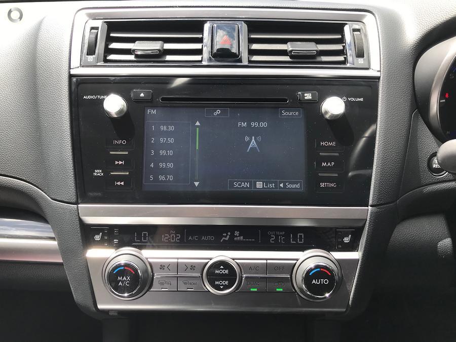 2017 Subaru Outback 3.6R 5GEN