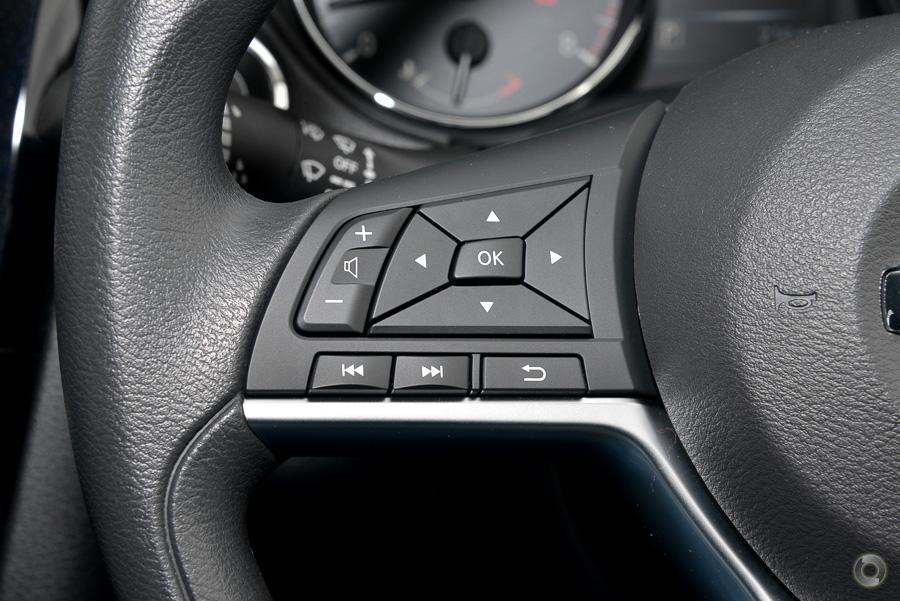 2017 Nissan X-TRAIL ST T32 Series II