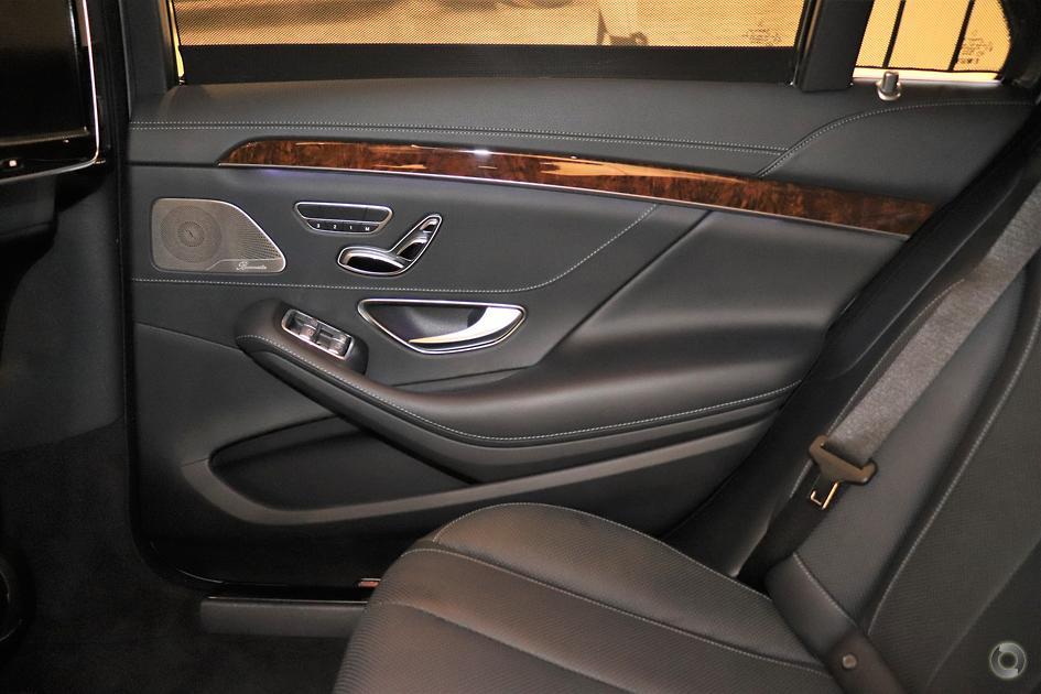 2014 Mercedes-Benz S 500 Sedan