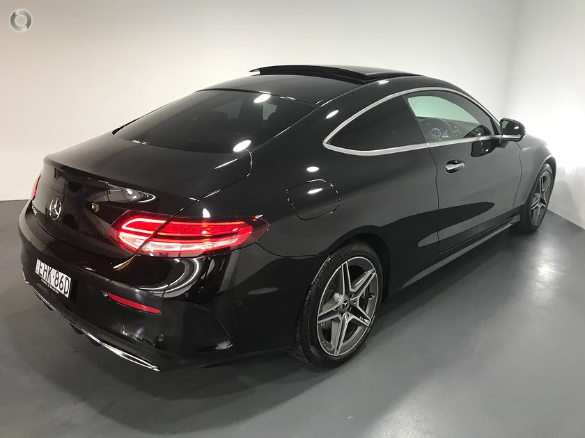 2019 Mercedes-Benz C 300 Coupé