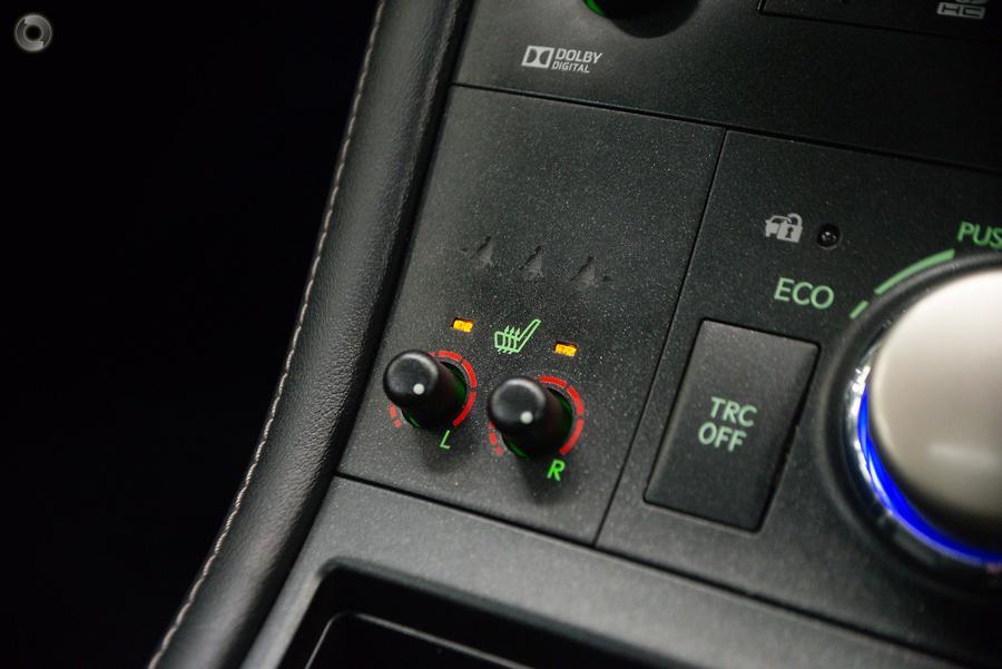 2015 Lexus CT CT200h Sports Luxury ZWA10R