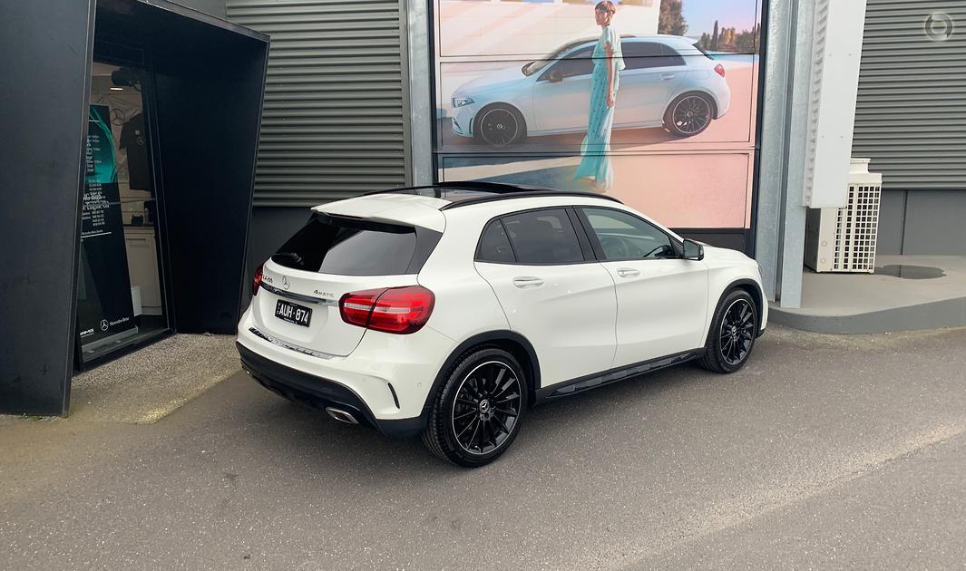 2017 Mercedes-Benz GLA-CLASS Wagon