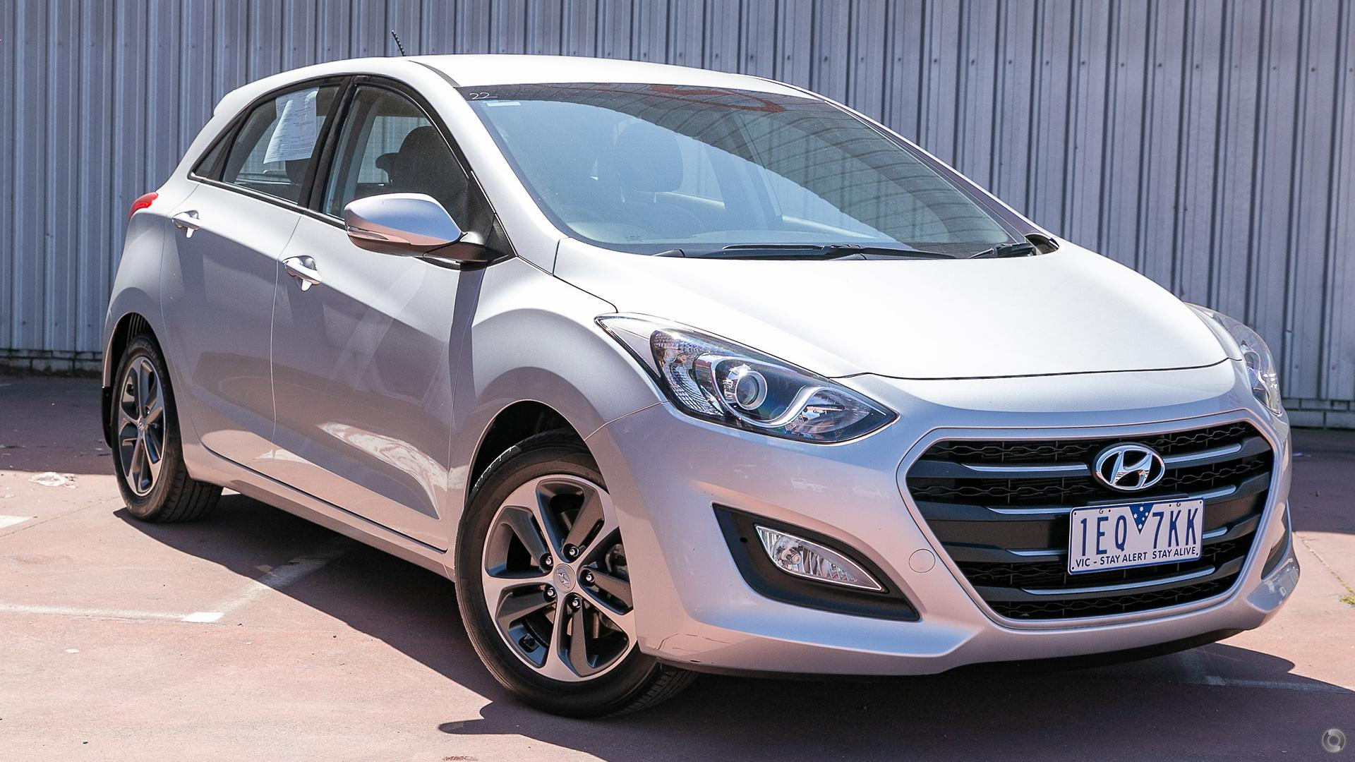 2015 Hyundai i30 GD3 Series II