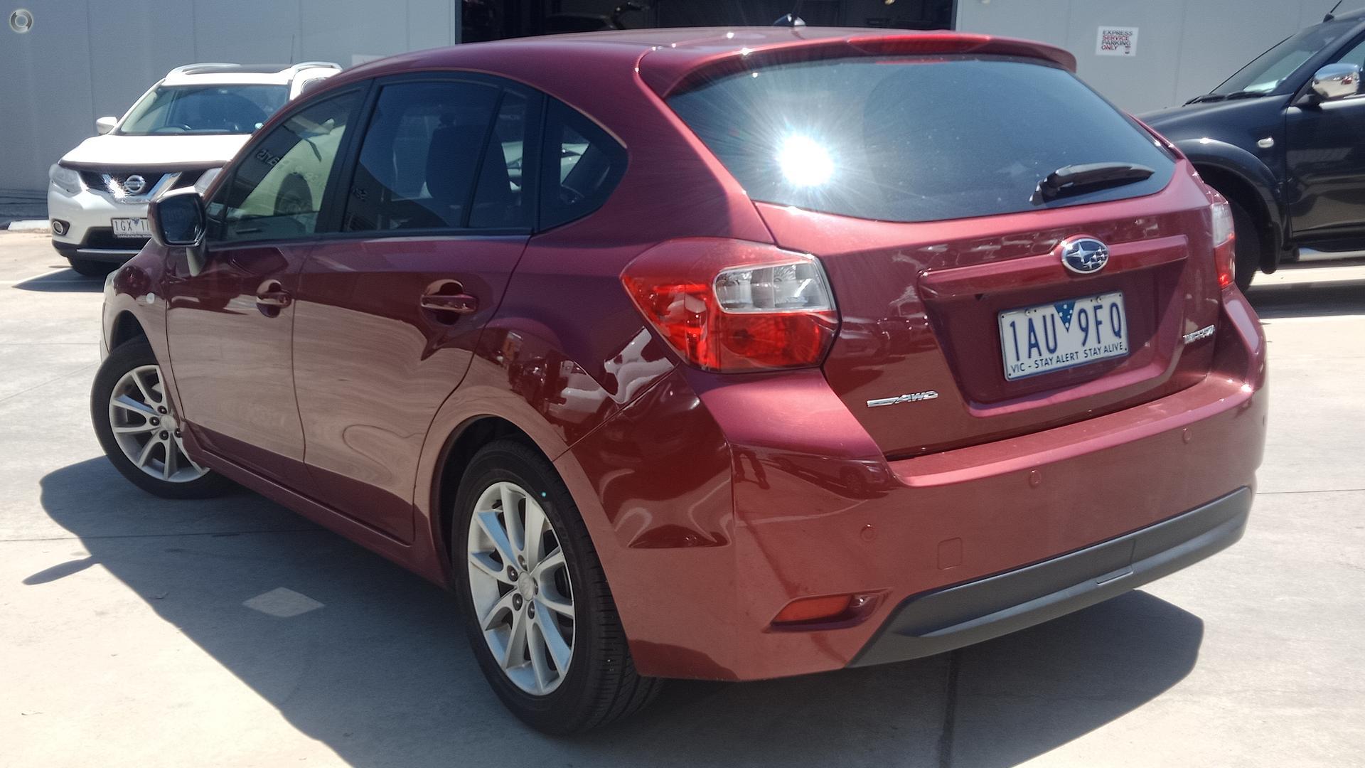 2014 Subaru Impreza 2.0i-L G4
