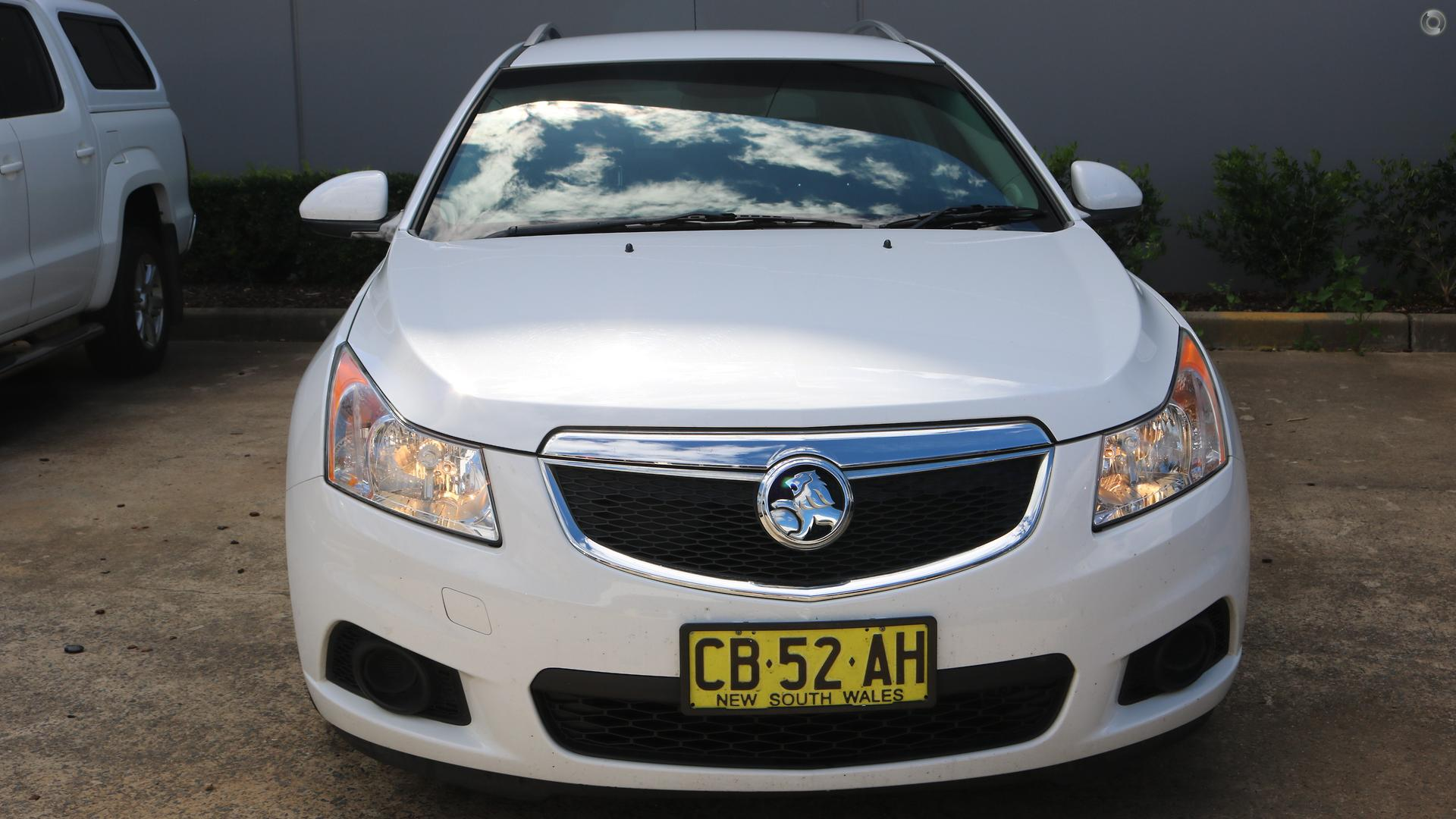 2014 Holden Cruze CD JH Series II