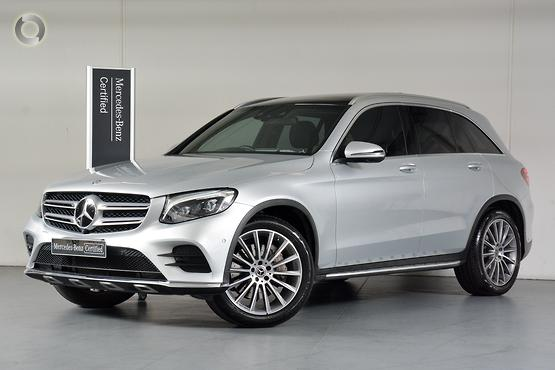 2017 Mercedes-Benz <br>GLC 250 D