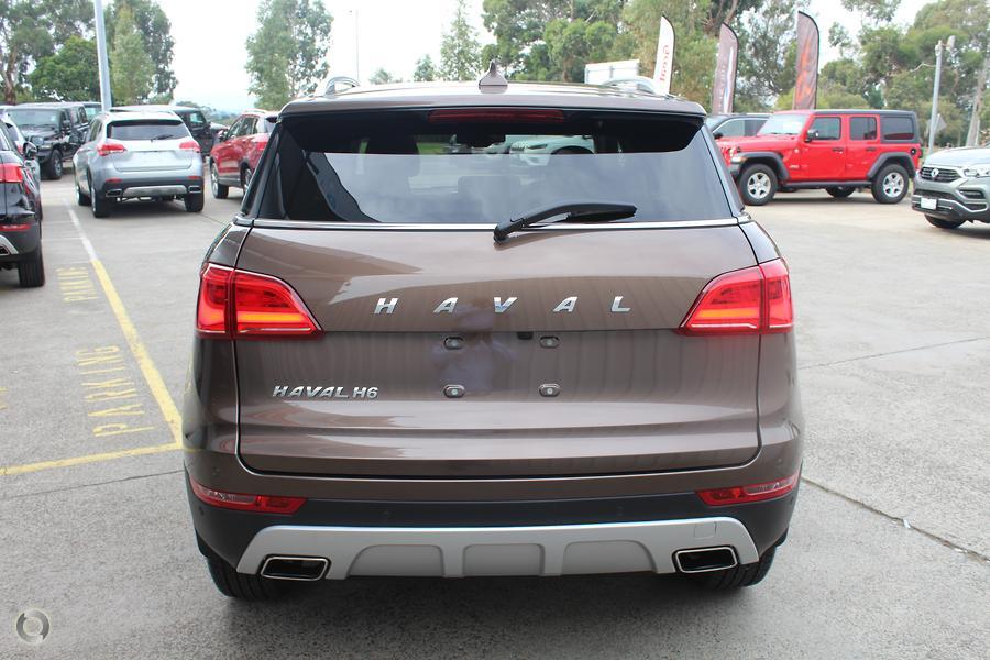 2020 Haval H6 LUX (No Series)