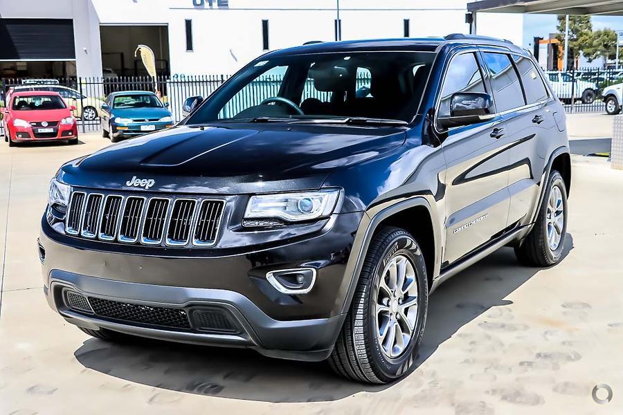 2014 Jeep Grand Cherokee Laredo WK